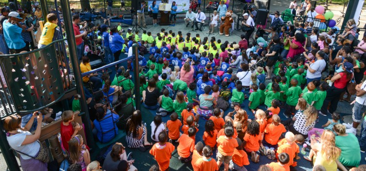 Storymobile gives over 30,000 new books to children in Boston!