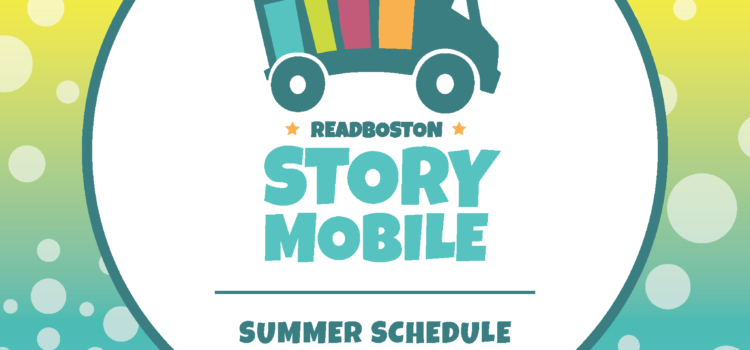 2017 Storymobile Schedule