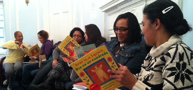 ReadBoston Teaches Parents to Share Early Childhood Literacy Strategies