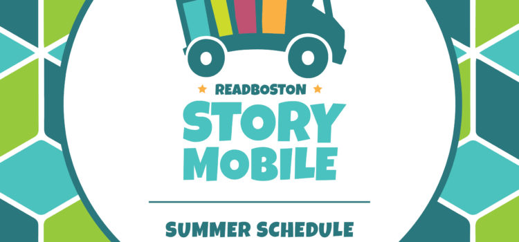 2018 Storymobile Schedule